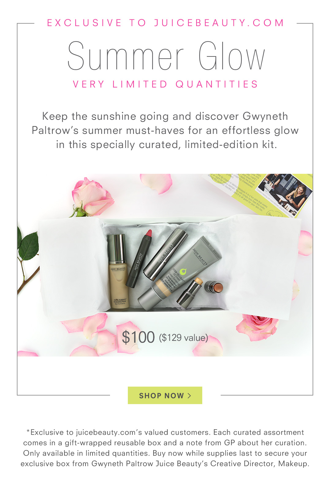 Gwyneth Paltrow's Limited Edition Curated Kit