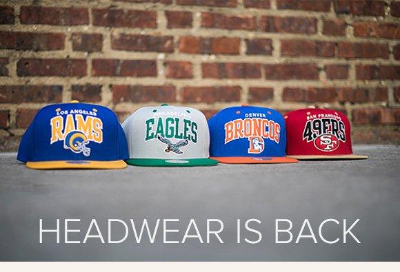 Headwear Relaunch