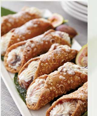 Cora Cannoli Shells ›