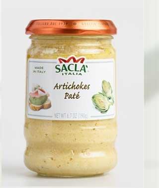 Sacla Artichoke Pate ›