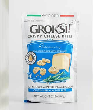 Groksi Cheese Snacks ›