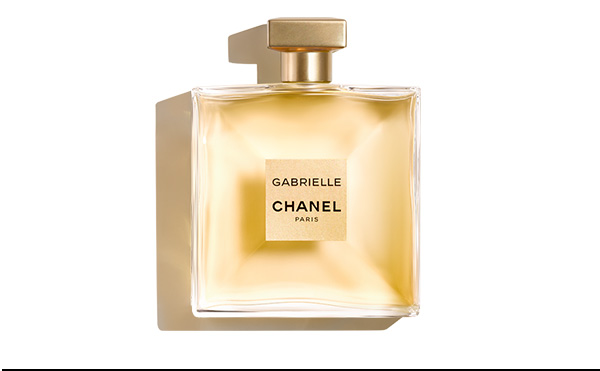 The new women's fragrance GABRIELLE CHANEL