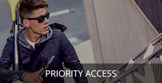Priority Access
