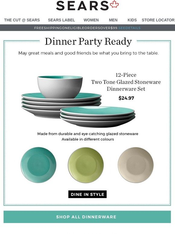 sc 1 st  Milled & Sears Canada: Dinner is served | Milled