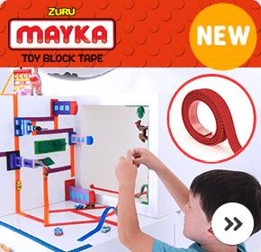 Mayka Toy Block Building Tape