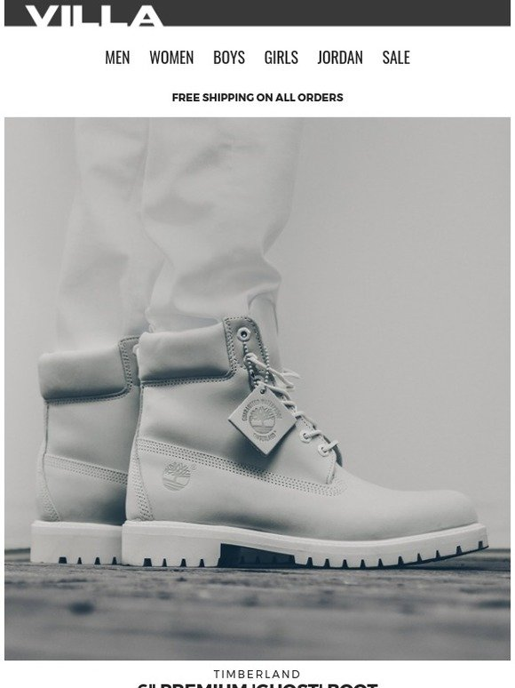 VIlla: LIMITED: Timberland Ghost Boot | Now Available | Milled