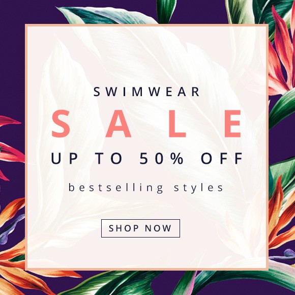 Swim Sale Up To 50% Off Bestselling Styles