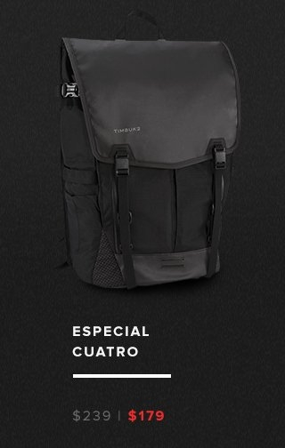 Especial Cuatro – was $239 now $179