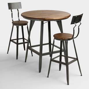 Hudson Pub Table & Chairs ›