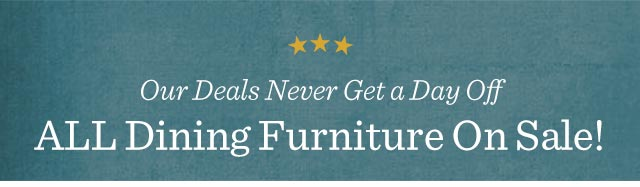 All Dining Furniture On Sale! ›