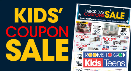 Rooms To Go Click And Save With Labor Day Coupons Milled