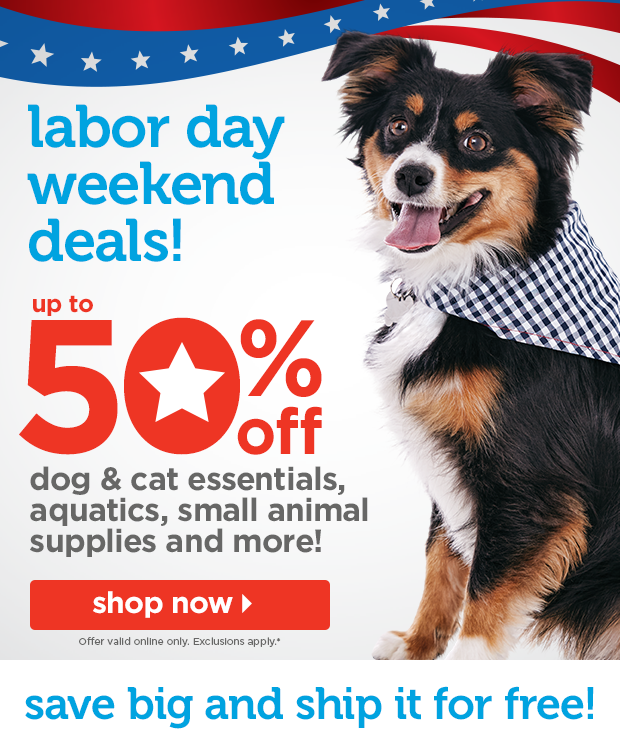 Petco Labor Day Sale Just Got Better Milled