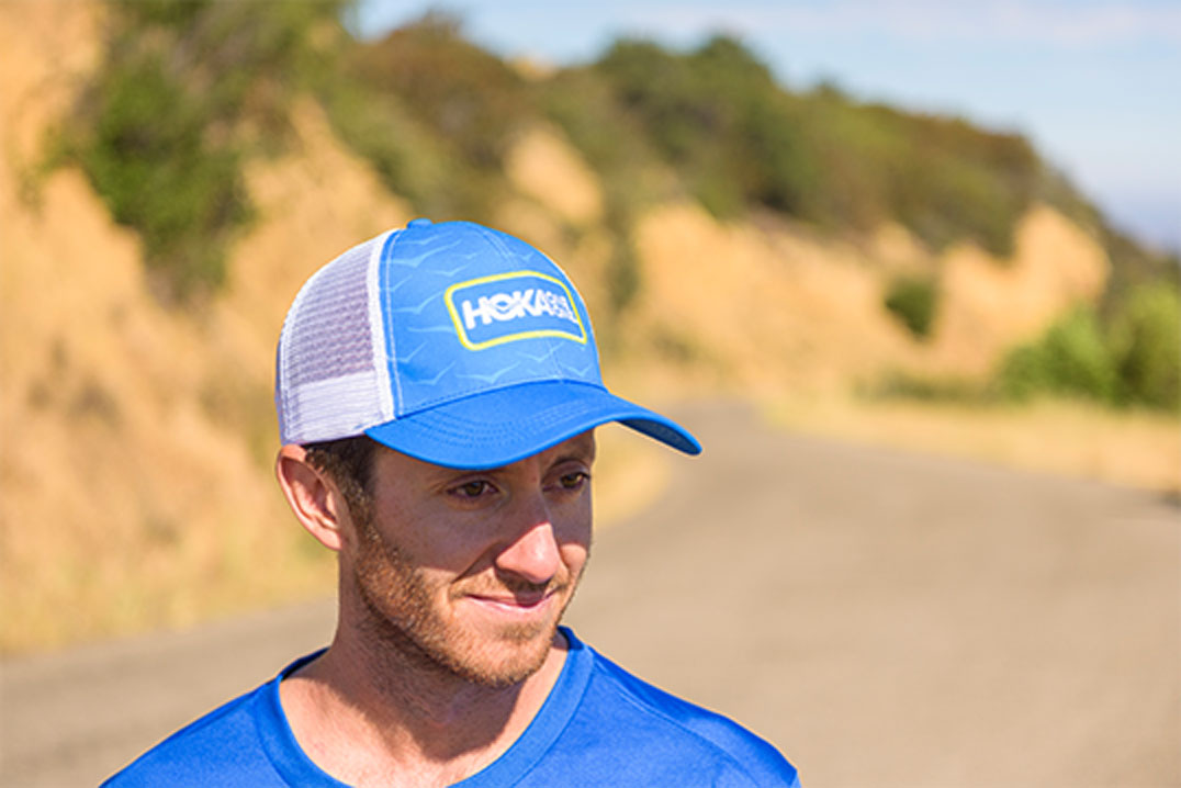 Hoka One One  Free trucker hat with purchase  00e12b22d35