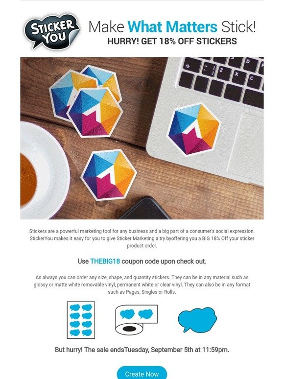 Stickeryou Email Newsletters Shop Sales Discounts And