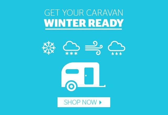 Get Your Caravan Winter Ready
