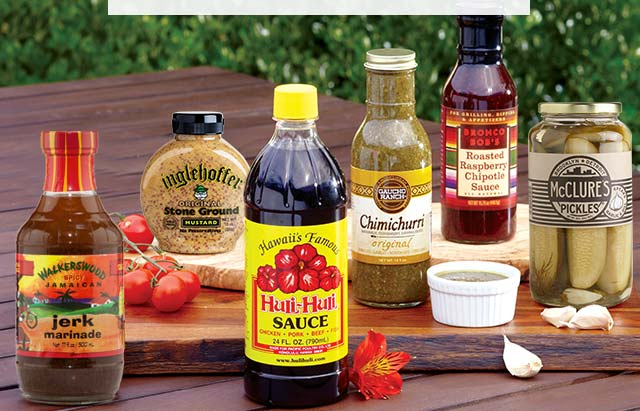 Save 40% Select BBQ Sauces & Condiments. Shop Now ›