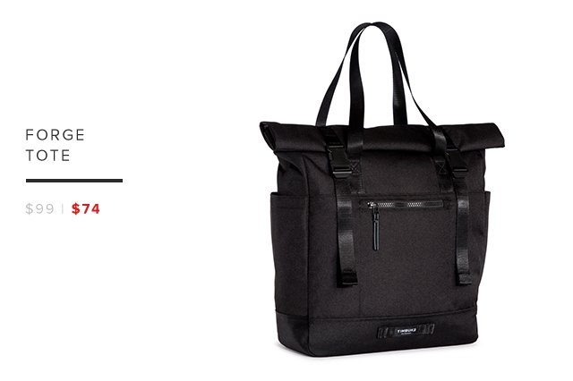 Forge Tote - was $99 now $74