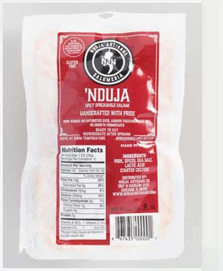 Nduja Artisans Spreadable Salame ›