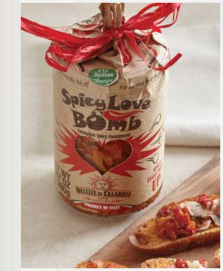 Delizie Spicy Love Bomb Chilies ›