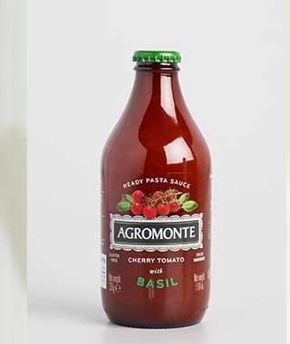 Cherry Tomato & Basil Tomato Sauce ›