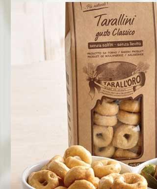 Tarallini Crackers ›