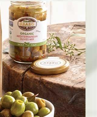 Asaro Olives & Olive Salad ›