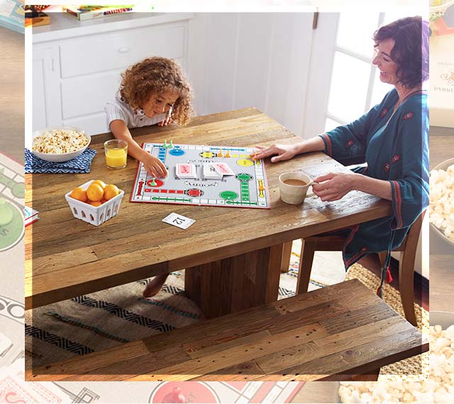 Sale Starting At $99.99 New! Nolan Pallet Wood Dining Collection. Online Only ›