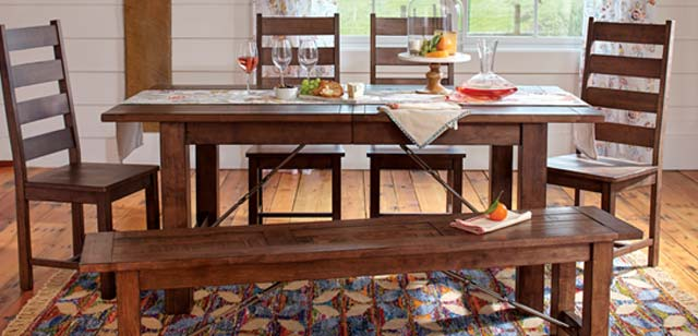 Sale Starting At $99.99 Garner Dining Collection ›