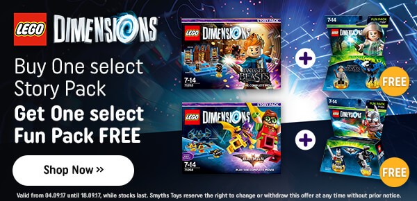 LEGO Dimensions  Offer