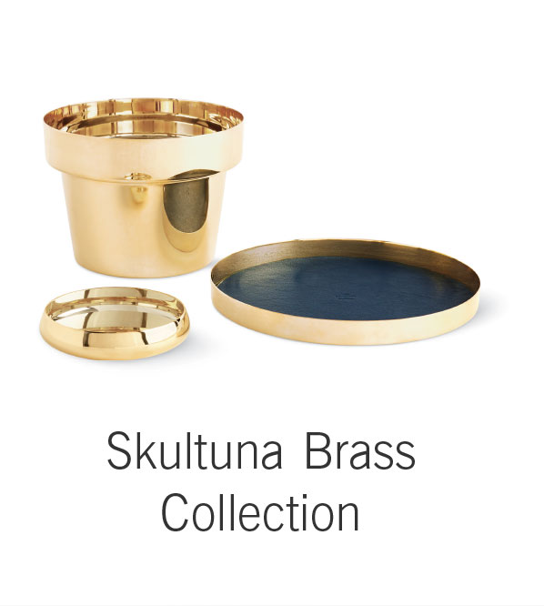 Skultuna Brass Collection