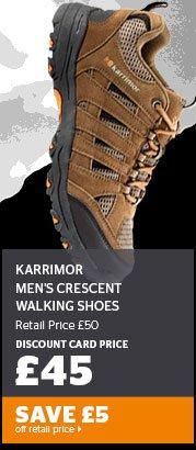Karrimor Crescent Low Men's Shoe