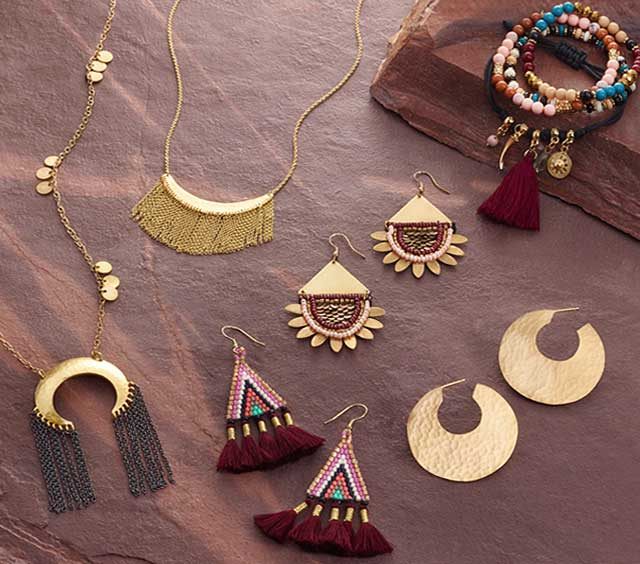 Save 30% All Jewelry. Excludes $4.99 Jewelry. Shop Now  ›