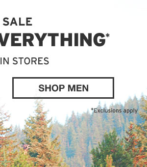 30% OFF EVERYTHING | SHOP MEN
