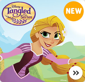 Disney Tangled The Series