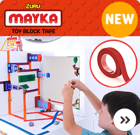Mayka Toy Block Building Tape