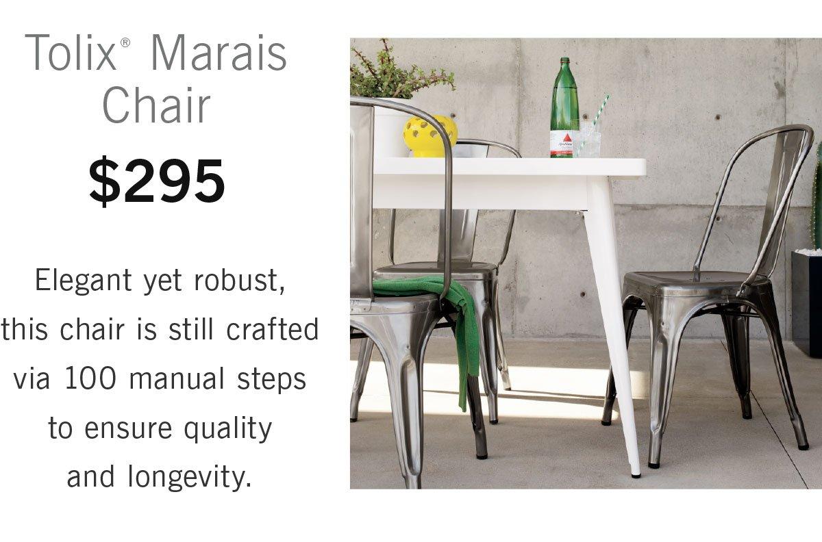 Tolix Marais Chair