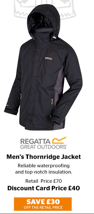 Regatta Men's Thornridge Jacket