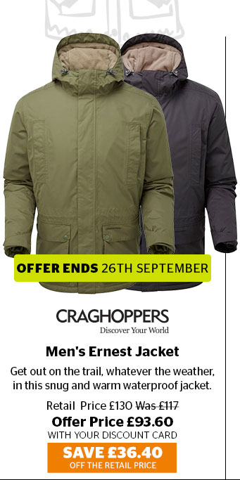 Craghoppers Mens Ernest Jacket