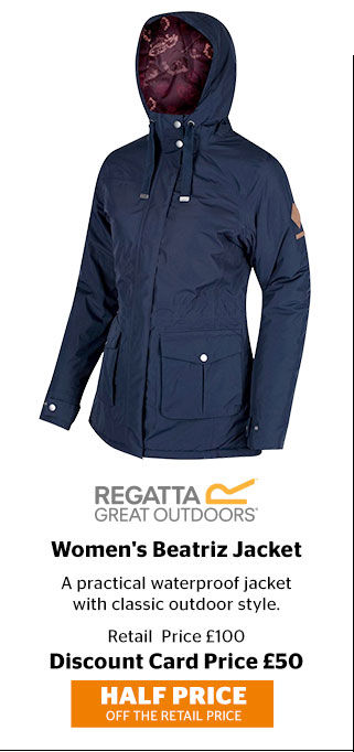 Regatta Women's Beatriz Jacket