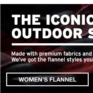 THE ICONIC OUTDOOR SHIRT | SHOP WOMEN'S FLANNEL