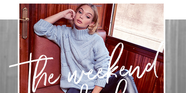Boohoo Cable Knit Jumper