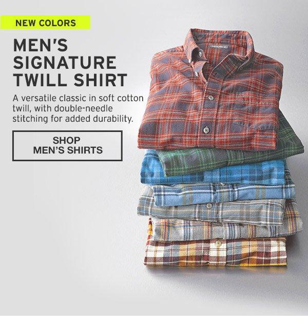 NEW & NOW | SHOP MEN'S SHIRTS