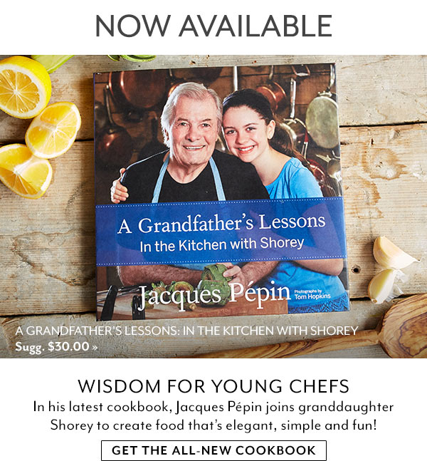 All-New Cookbook by Jacques Pepin