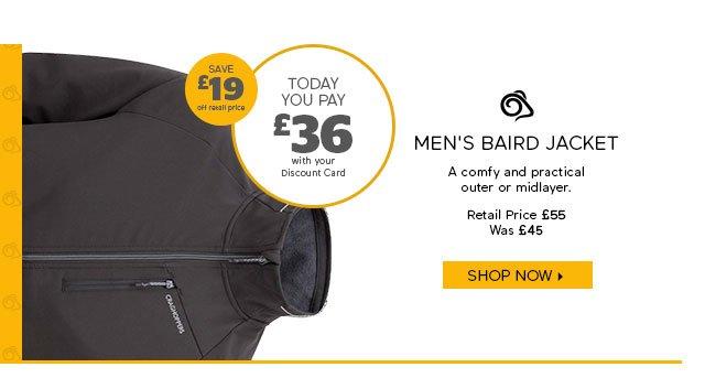 Craghoppers Men's Baird Jacket
