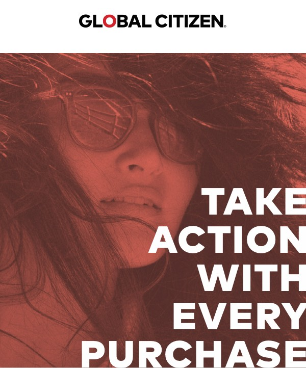 Take Action with Every Purchase