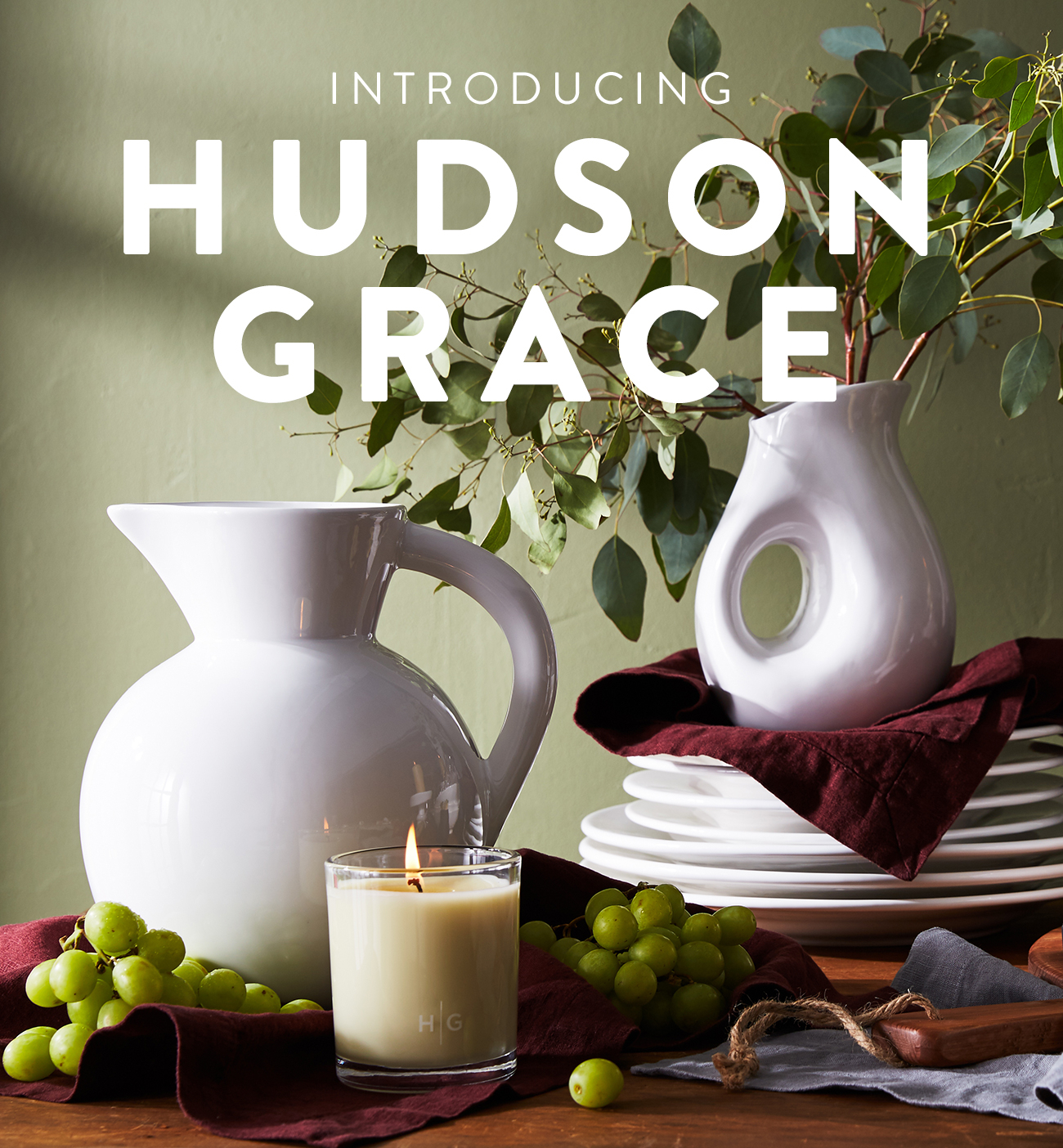 Introducing Hudson Grace