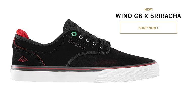 WINO G6 X SRIRACHA