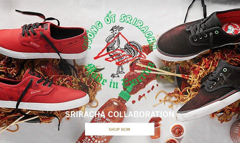 Sriracha Collaboration