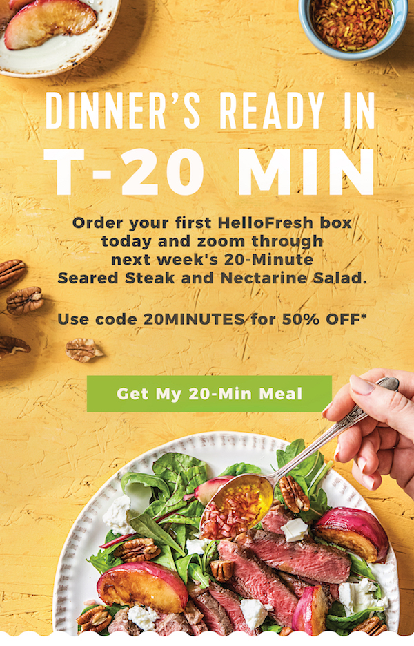 Hellofresh 50 off