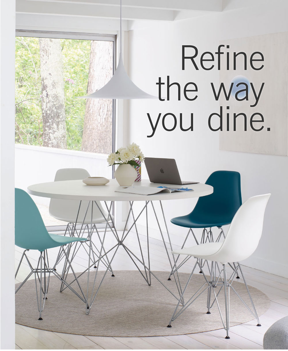 Refine the way you dine